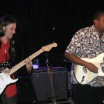 PJ Barth & Robert Cray